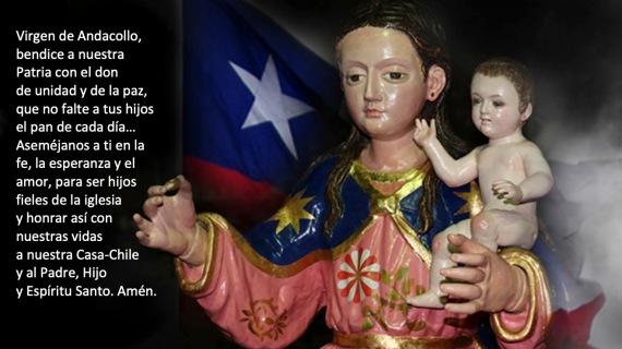 Virgen de Andacollo